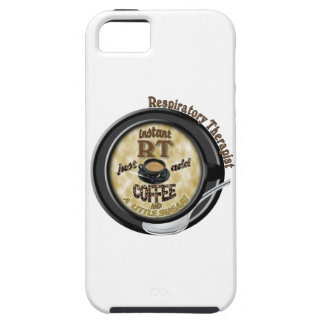 INSTANT RT RESPIRATORY THERAPIST ADD COFFEE iPhone 5 CASES