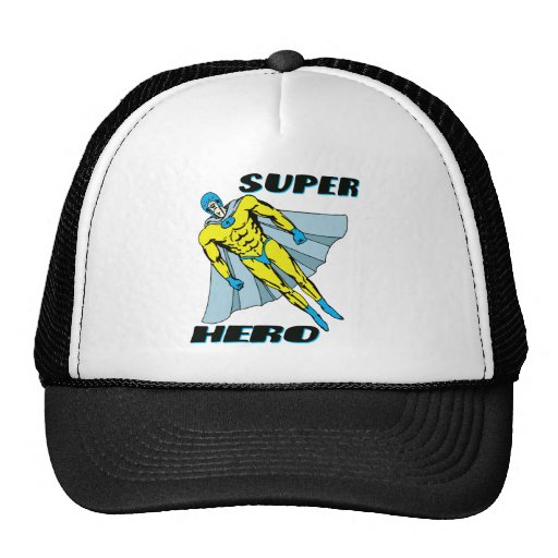 Instant Superhero Costume Trucker Hat