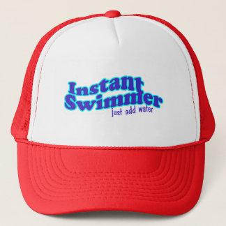 Instant Swimmer Cap