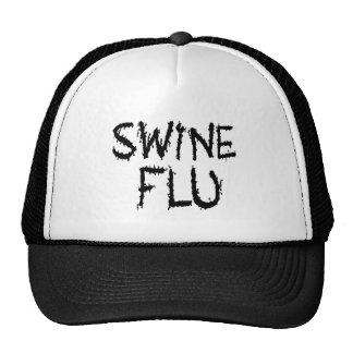 Instant Swine Flu Costume Cap