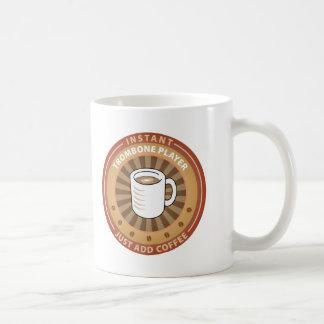 Instant Trombone Player Coffee Mug