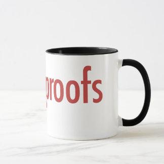 Instaproofs Mug - Large Logo