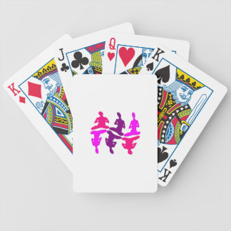 Instinctive Behavior Bicycle Playing Cards
