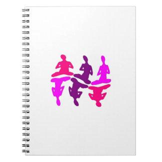 Instinctive Behavior Spiral Notebook