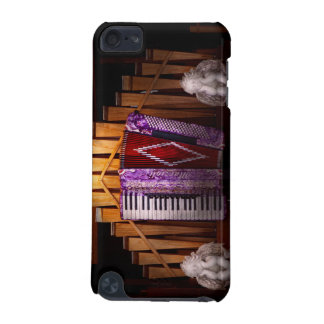 Instrument - Accordian - The accordian organ iPod Touch (5th Generation) Cases