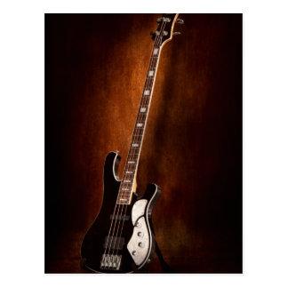 Instrument - Guitar - High strung Postcard