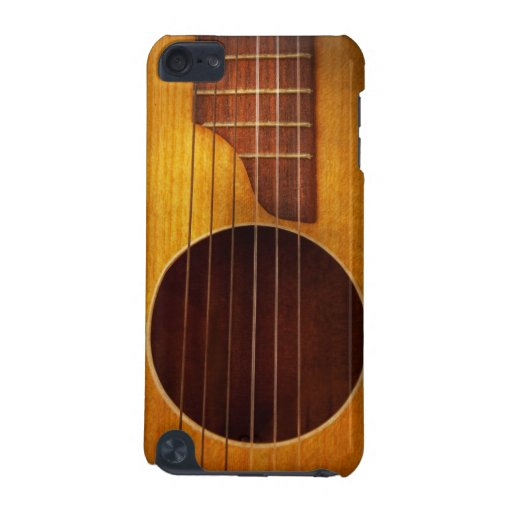 Instrument - Guitar - Let's play some music iPod Touch (5th Generation) Cases