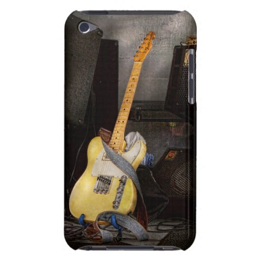 Instrument - Guitar - Playing in a band iPod Touch Cover