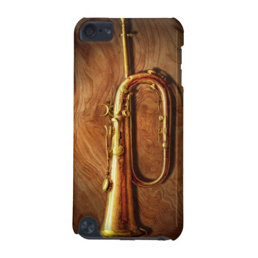 Instrument - Horn - Reveille and Rouse iPod Touch (5th Generation) Cases