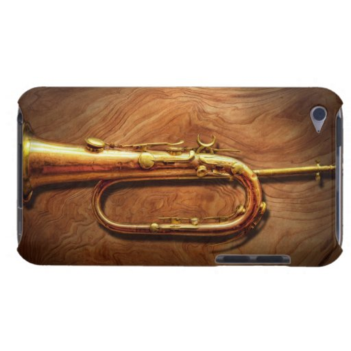 Instrument - Horn - Reveille and Rouse Barely There iPod Cover