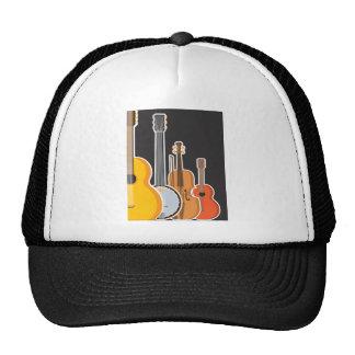Instrument Medley Cap