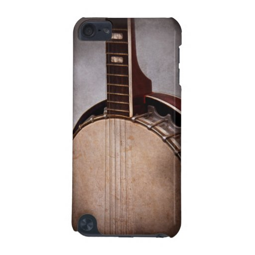 Instrument - String - A typical banjo iPod Touch 5G Case
