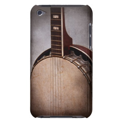 Instrument - String - A typical banjo Barely There iPod Case