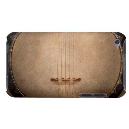 Instrument - String - I love banjo's iPod Case-Mate Case