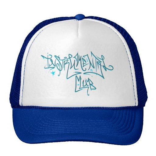 Instrumental Club Hat
