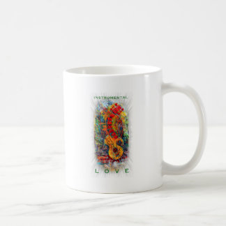 Instrumental Love Design #8 Coffee Mug