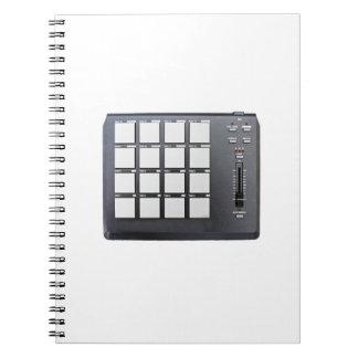 Instrumentals MPC Notebooks