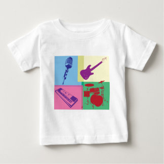Instruments Baby T-Shirt