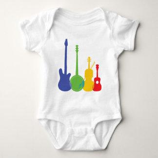Instruments Color Shirts