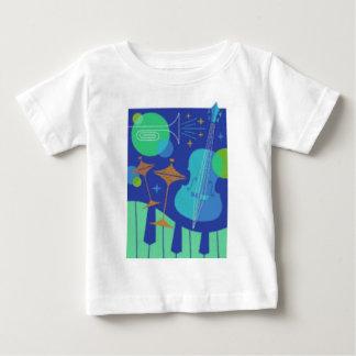 Instruments Design Baby T-Shirt