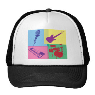 Instruments Hats