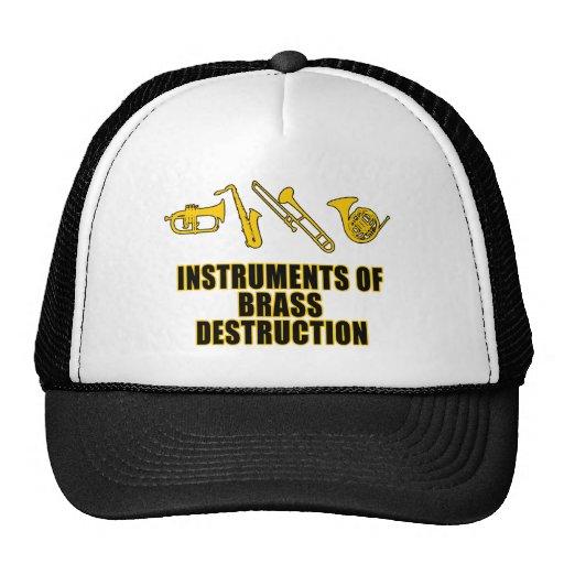 Instruments of Brass Destruction Hat