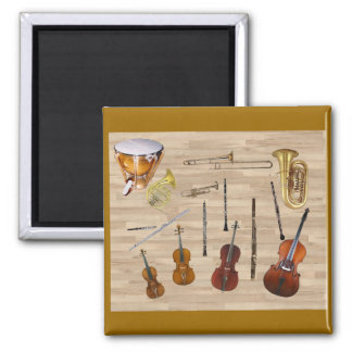 Instruments of the Orchestra Magnet