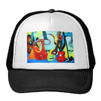 Instruments of torture trucker hat
