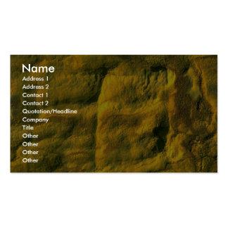 Insulation close-up 3 business card templates