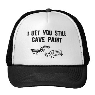 Insulting slogan trucker hat