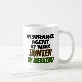 Insurance Agent Loves Hunting Coffee Mug