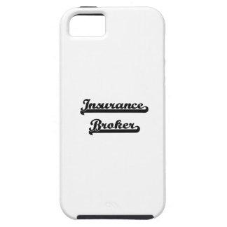Insurance Broker Classic Job Design iPhone 5 Cover