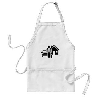 Insurance broker standard apron