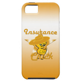 Insurance Chick #10 iPhone 5 Covers
