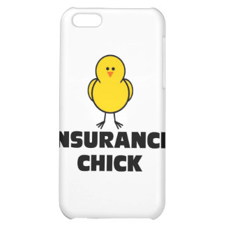 Insurance Chick iPhone 5C Cases