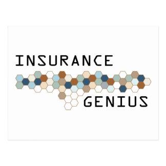 Insurance Genius Postcards