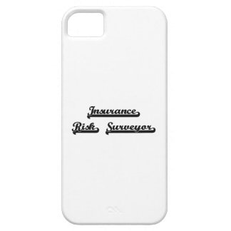 Insurance Risk Surveyor Classic Job Design Barely There iPhone 5 Case