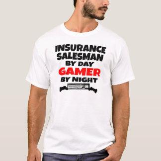Insurance Salesman Gamer T-Shirt