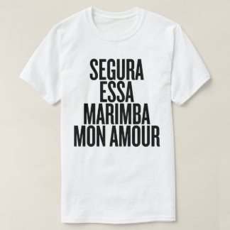 insurance this marimba T-Shirt