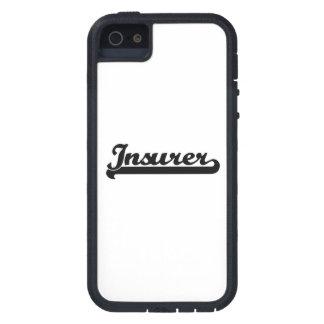 Insurer Classic Job Design iPhone 5 Covers