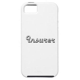 Insurer Classic Job Design iPhone 5 Case