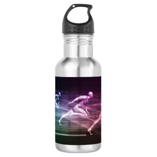 Integrated Solutions and High Performance Speed 532 Ml Water Bottle