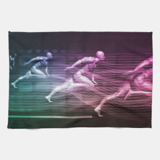 Integrated Solutions and High Performance Speed Tea Towel