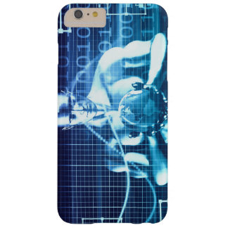 Integrated Technologies on a Global Level Concept Barely There iPhone 6 Plus Case