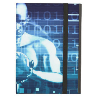 Integrated Technologies on a Global Level Concept iPad Air Cover