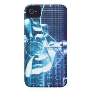 Integrated Technologies on a Global Level Concept iPhone 4 Case