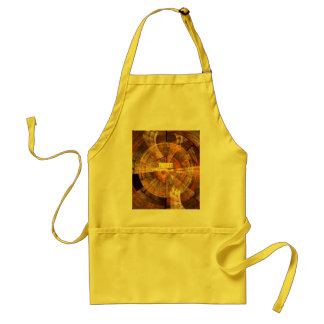 Integrity Abstract Art Apron
