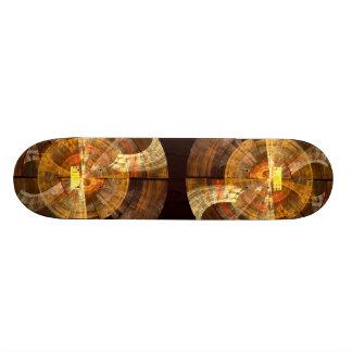 Integrity Abstract Art Skateboard