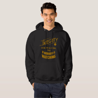 Integrity Hooded Sweatshirt