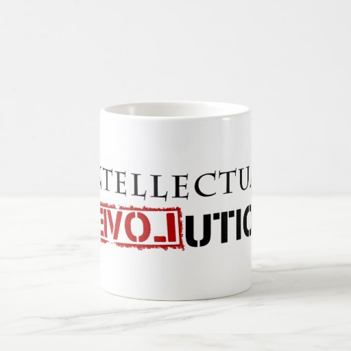 Intellectual rEVOLution Coffee Mug